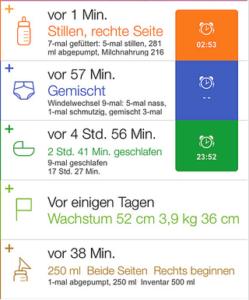 Infos Baby App